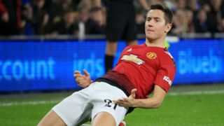 Ander Herrera Cardiff vs Manchester United Premier League 2018-19