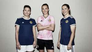 Women's World Cup 2019 kit Scotland