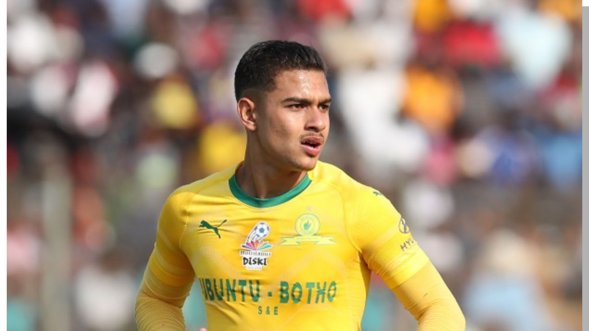 Moses: How Mamelodi Sundowns challenges helped me grow