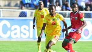 Harambee Starlets v Zimbabwe FC