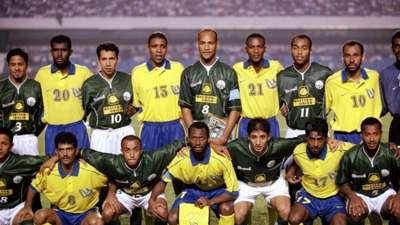 مونديال 2000 - الرجاء المغربي - النصر السعودي