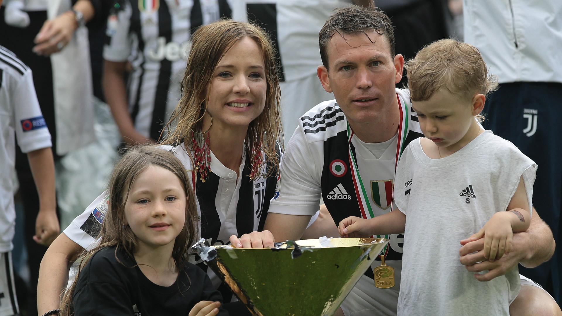 Stephan Lichtsteiner Juventus 2017-18