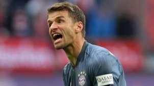 Thomas Muller Bayern 2019