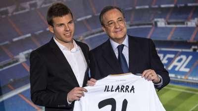 Asier Illarramendi Perez Real Madrid