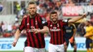Abate Cutrone Milan Verona