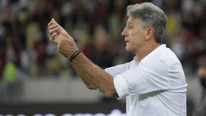 Contra o Barcelona-EQU, Renato Gaúcho pode atingir marco inédito na Libertadores; confira
