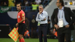 Tite Saudi Arabia Brazil Friendly 12102018