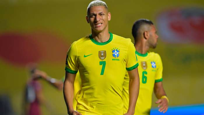 Richarlison Brazil 2020
