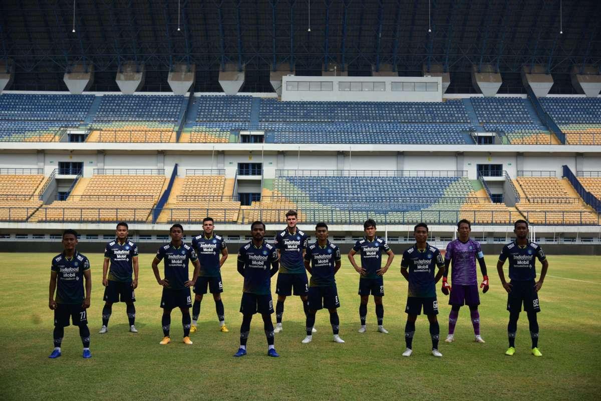 Pemain Persib Bandung Girang Sambut Piala Menpora 2021 | Goal.com