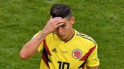 James Rodriguez Colombia World Cup