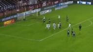 Cardona tiro libre Lanus Boca Fecha 2 Superliga Argentina 10092017