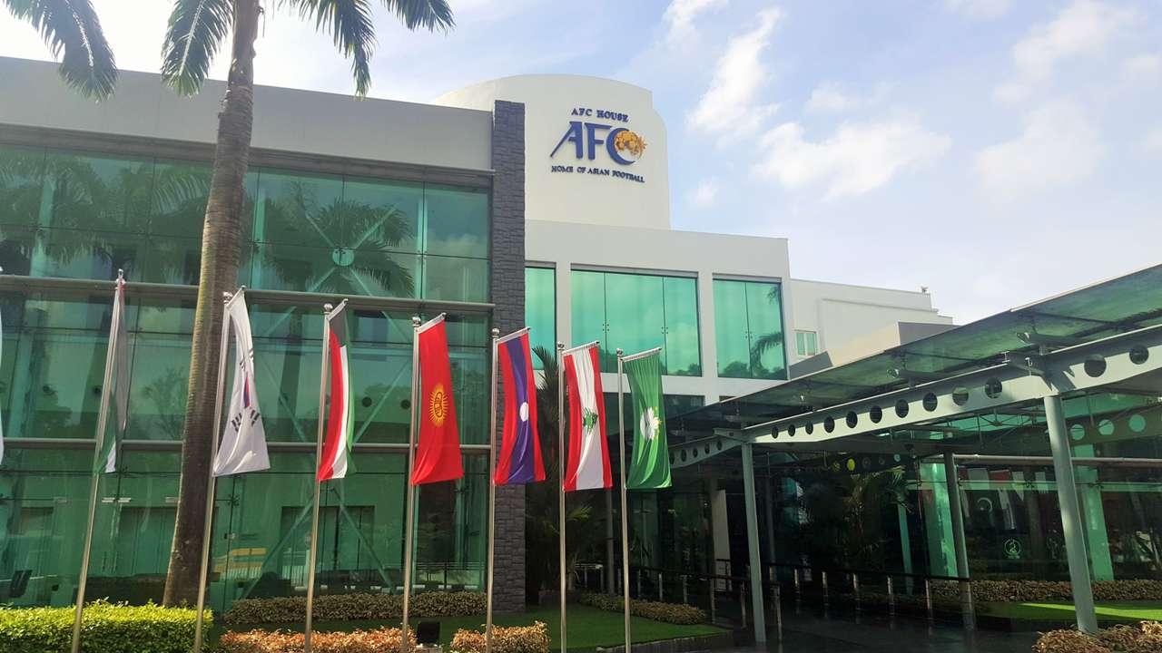 Asian Football Confederation AFC headquarters, 26042018