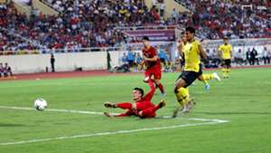 Nguyen Quang Hai | Vietnam vs Malaysia | 2022 FIFA World Cup qualification (AFC)
