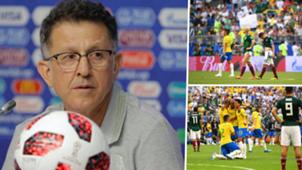 Osorio México Brasil 2018