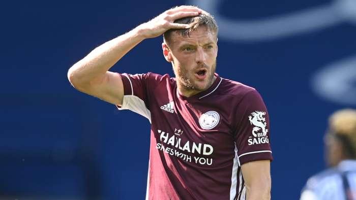 Jamie Vardy Leicester 2020-21