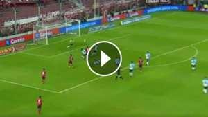 VIDEO PLAY Gol Gigliotti Independiente Atletico de Rafaela 15042017