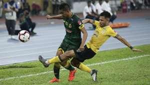 Azamuddin Akil, Nazirul Naim, Perak v Kedah, Malaysia FA Cup, 27 Jul 2019
