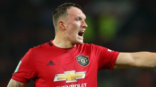 Phil Jones Manchester United 2019-20