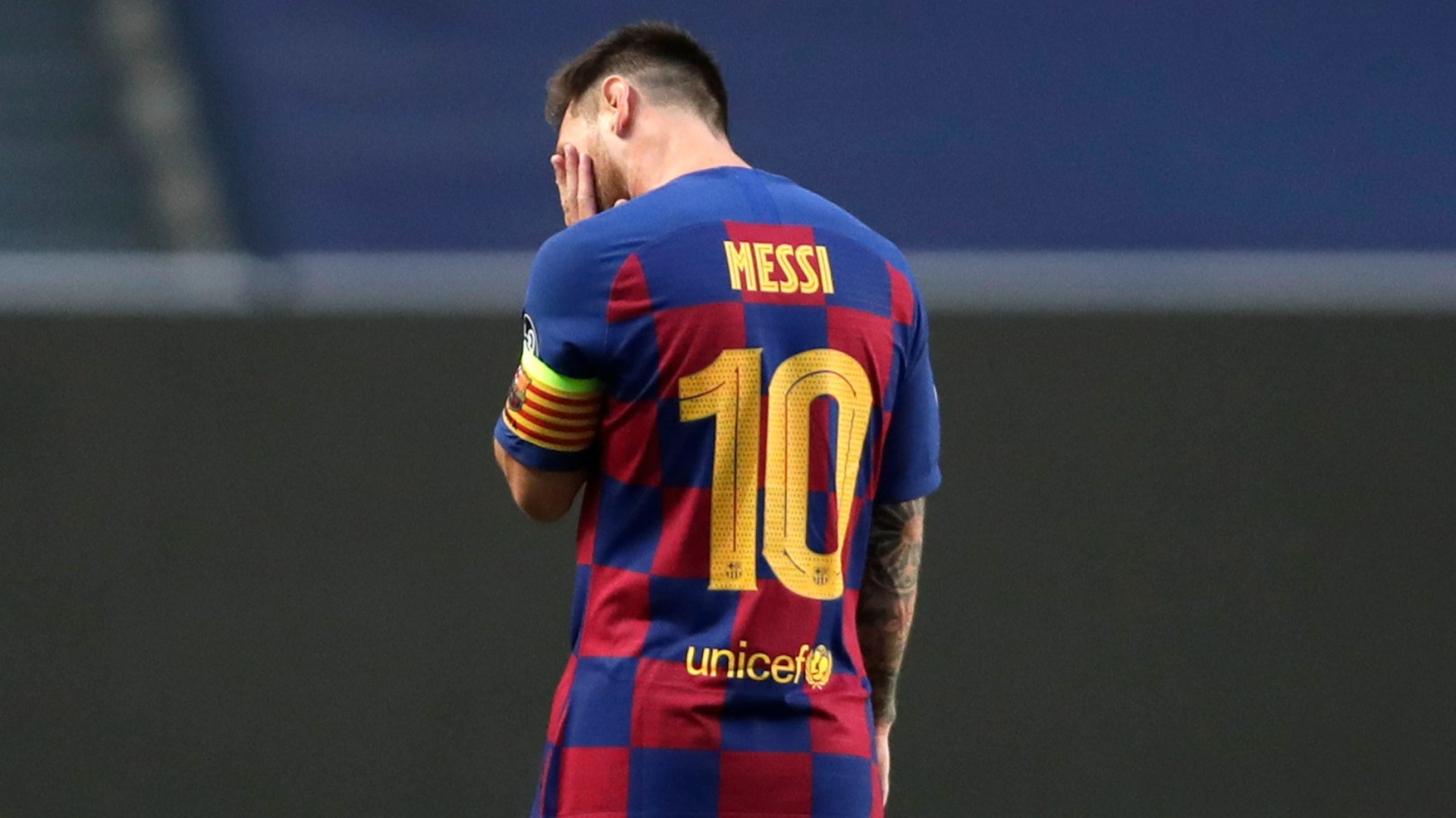 Transfer news and rumours LIVE: Messi closer to leaving than staying at Barca