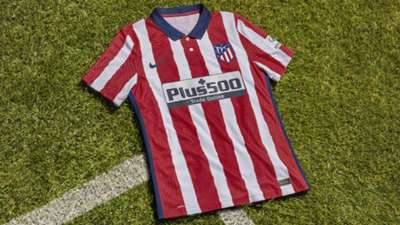 Atletico Madrid home kit 2020-21