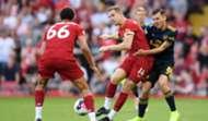 Dani Ceballos VS Liverpool
