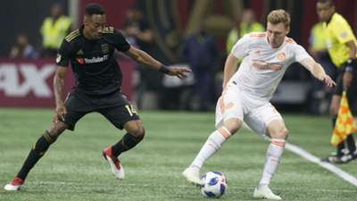 Mark-Anthony Kaye Julian Gressel Atlanta United LAFC MLS