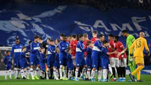 Chelsea Manchester United Carabao Cup 2019/2020