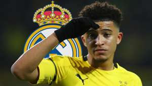 Jadon Sancho Real Madrid