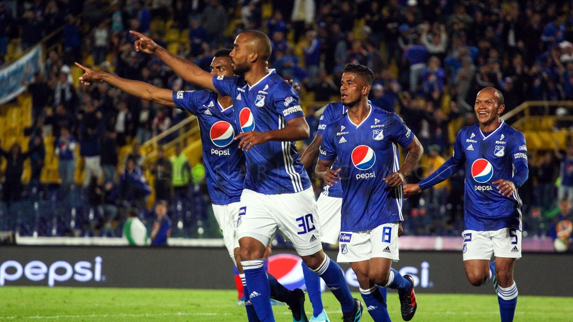 Millonarios Liga Águila 2019