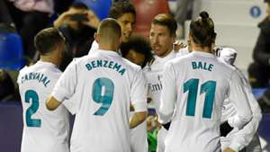 Sergio Ramos Real Madrid Levante