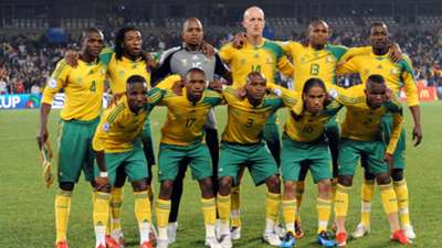south africa team confederations cup 2009