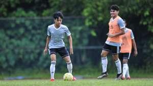Luqman Hakim, Malaysia U19