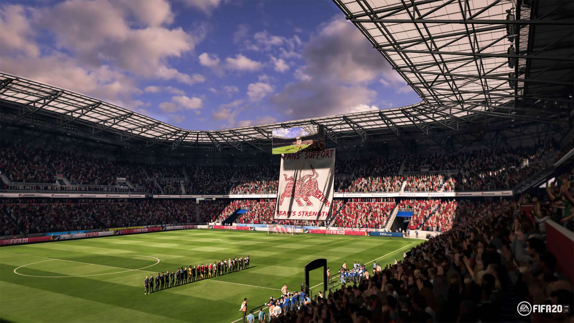 Fifa 20 Stadium List All 119 Grounds On Xbox One And Ps4 Versions Of New Game Goal Com