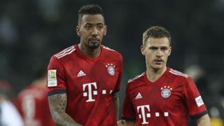 Jerome Boateng Joshua Kimmich Bayern Munich