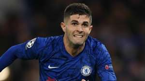 Lampard: I expect a lot more from Pulisic