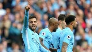 Bernardo Silva Manchester City 14102017