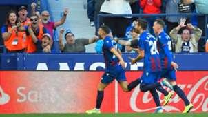 Borja Mayoral Levante Barcelona LaLiga 02112019