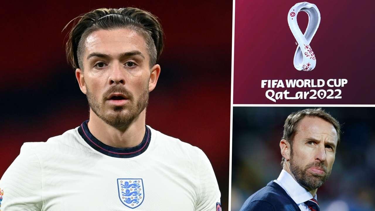 England World Cup 2022 Jack Grealish Gareth Southgate