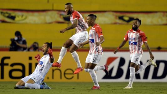 Barcelona Junior Copa Libertadores 2020