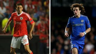 Nemanja Matic David Luiz