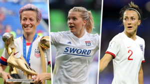 Rapinoe, Bronze and Hegerberg lead nominees for 2019 Women's Ballon d'Or