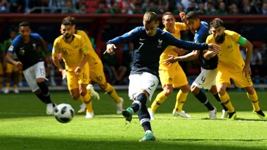 Frankreich Gegen Australien