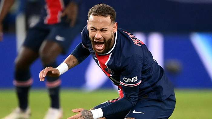 Neymar PSG Paris Saint-Germain 2020-21