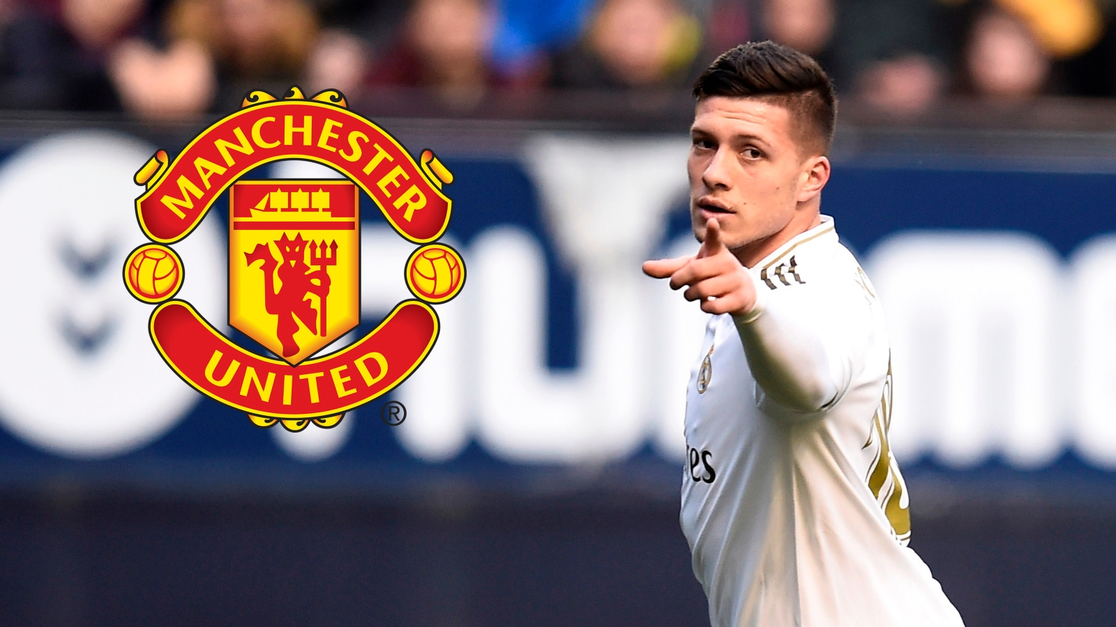 Transfer news and rumours LIVE: Man Utd join race for Real Madrid outcast Jovic