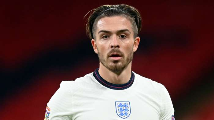 Jack Grealish England 2020-21
