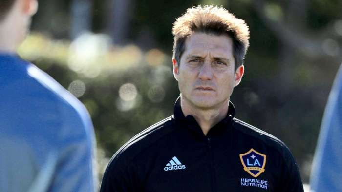 Guillermo Barros Schelotto MLS LA Galaxy 02282019