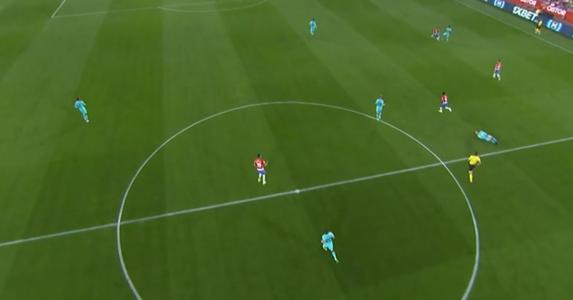 VIDEO-Highlights, LaLiga: FC Granada - FC Barcelona 2:0