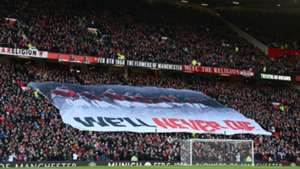 Munich Air Disaster Tribute Manchester United