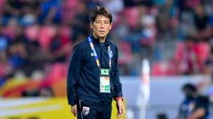 Coach Akira Nishino | U23 Thailand vs U23 Bahrain | AFC U23 Championship 2020 | Group Stage