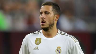 Eden Hazard Real Madrid 2019-20